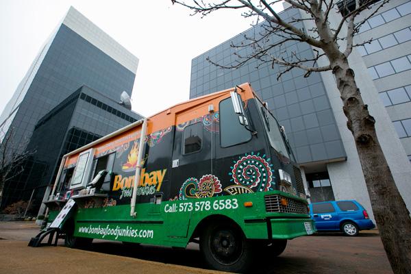 Bombay Food Truck St Louis