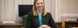 Missouri state auditor Nicole Galloway studied mathematics and economics at S&T before graduating in 2004. Sam O'Keefe/Missouri S&T